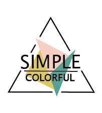 SIMPLE COLORFUL